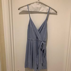 Kimchi Blue from UO Blue Strappy Dress NWT